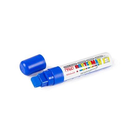 Posterman Krijtstift, 7-15 mm - Blauw