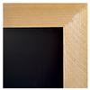 Krijtwandbord Steigerhout Deluxe 110x60 foto